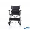 Wollex W805 Refakatçi Kullanımlı Tekerlekli Sandalye