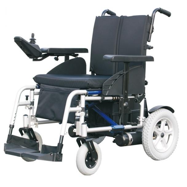 Van Os Excel X-Power 10 Akülü Tekerlekli Sandalye