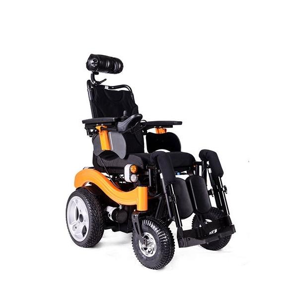 Wollex W165S Enjoy Akülü Tekerlekli Sandalye